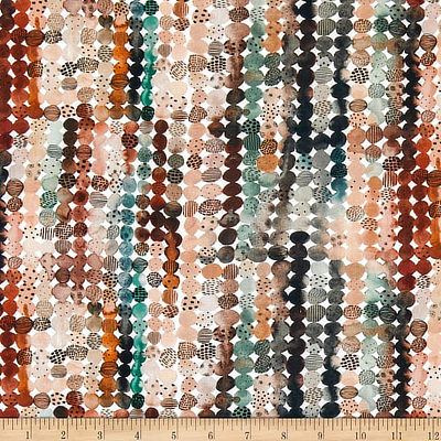 Figo Fabrics Desert Wilderness 90102-91 Gray MAIN