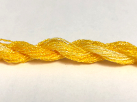 Threadworx Kreinik Fine #8 Braid Overdyed Metallic — 71108  Lemon Meringue THUMBNAIL