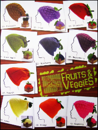 Fruits & Veggies Hat Kit THUMBNAIL