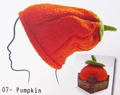Fruits & Veggies Hat Kit MAIN