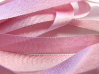 Gibb & Hiney Hand-dyed Silk Ribbon, 7mm — Cabbage Rose THUMBNAIL