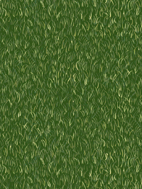 "QT Fabrics ""His Majesty - The Tree"" # 27562-G Green - Green Grass THUMBNAIL"