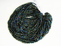 Seed Beads - Green Iris AB - 9/0 THUMBNAIL