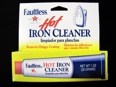 Hot Iron Cleaner MAIN