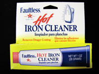 Hot Iron Cleaner THUMBNAIL