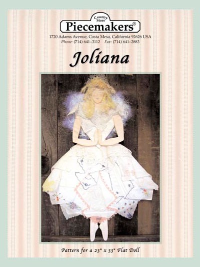 Joliana (flat doll) MAIN