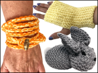 Kids' Knitting and Crochet Kamp with Linda Webb THUMBNAIL