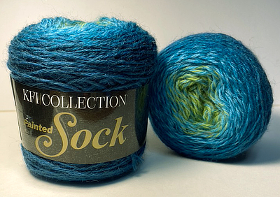 KFI Collection Painted Sock - #102 Green Bay MAIN