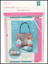 Easter Basket and Eggs Kit by Stacy Iest Hsu for Moda SWATCH