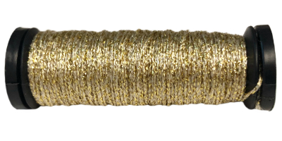 Kreinik #8 Braid - 210 Gold Dust MAIN