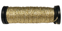 Kreinik #8 Braid - 210 Gold Dust THUMBNAIL