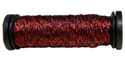 Kreinik #8 Braid - 308 Colonial Red MAIN