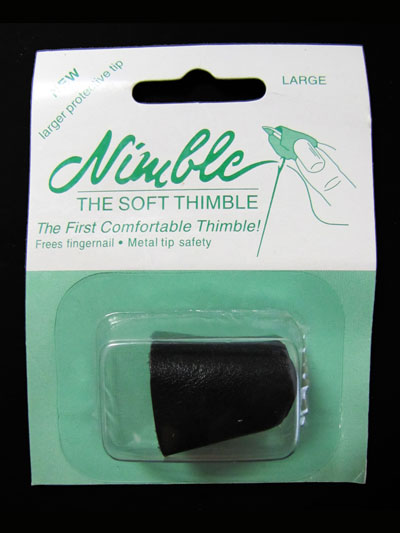 Nimble The Soft Thimble - Large MAIN