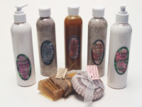 High Quality Handmade Lotions, Soaps and Exfoliating Scrubs