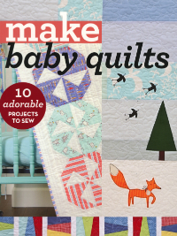 Make Baby Quilts - by C&T Publishing THUMBNAIL