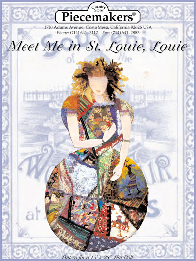 Meet Me in St. Louie, Louie (flat doll) MAIN