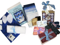 Kits for Quilting, Ribbon Work, Embroidery and Other Miscellaneous Projects