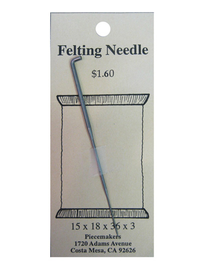 Piecemakers Felting Needle 36g MAIN