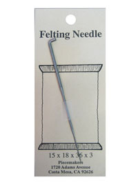 Piecemakers Felting Needle 36g THUMBNAIL