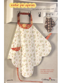 Cutie Pie Apron by Cabbage Rose THUMBNAIL