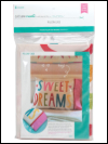 Sweet Dreams Pillow Case Kit by Stacy Iest Hsu for Moda SWATCH