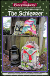 Schlepper Backpack – Pink and Plum Chenille SWATCH