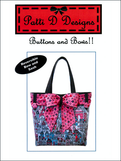 Buttons and Bows!! by Patti D Designs MAIN
