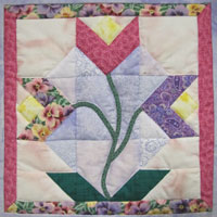 Tulip Time Pattern THUMBNAIL