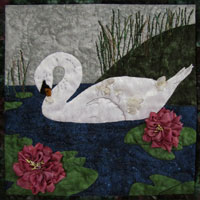 Swanee River Reflections Pattern THUMBNAIL