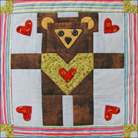 Sweetie Bear Pattern THUMBNAIL