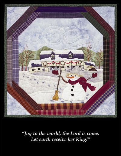 QC73 - Joy to the World MAIN