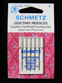 Schmetz - Quilting Needles Asst. #1739 THUMBNAIL