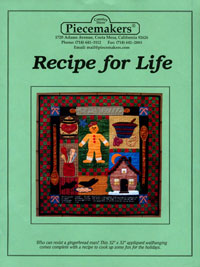 Recipe for Life THUMBNAIL