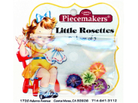 Little Rosettes by Piecemakers (5 per card) — AA THUMBNAIL