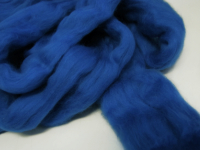Merino Wool Roving – Royal THUMBNAIL