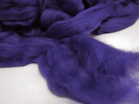 Merino Wool Roving – Ultra Violet THUMBNAIL