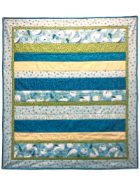 """Under the Sea"" Baby Quilt THUMBNAIL"