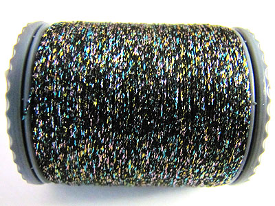 Sparkle Lamé - LM204 Black, Pink, Gold and Teal MAIN