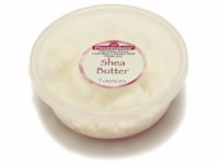 Shea Butter refined — 4 ounces THUMBNAIL