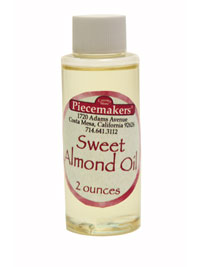 Sweet Almond Oil — 2 ounces THUMBNAIL