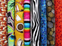 Miscellaneous Cotton Fabrics by Amy Butler, Moda, Riley Blake and More