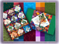 Piecemakers Designs for QT Fabrics