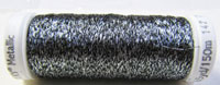 Sulky Thread - 7023 Silver and Black THUMBNAIL
