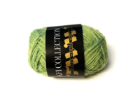 "KFI Collection ""Teenie Weenie Wool"" Yarn - Chartreuse THUMBNAIL"