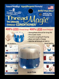 Thread Magic - The Ultimate Thread Conditioner THUMBNAIL