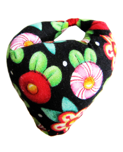 Thumb Pincushion - Mary Engelbreit Flowers MAIN