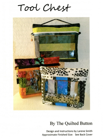 Tool Chest by The Quilted Button MAIN