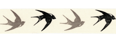 Twill Tape Trim by May Arts - # 413-34-26 – Sparrows MAIN