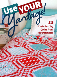 Use Your Yardage! – by Various Designers THUMBNAIL