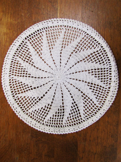 Vintage Round Lace Doily MAIN